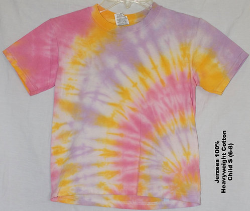 Child Small Tie Dye