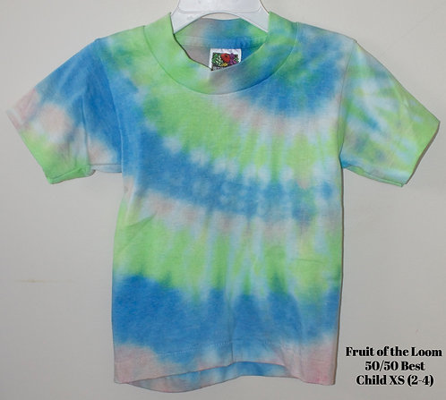 Child Tie~Dye XS