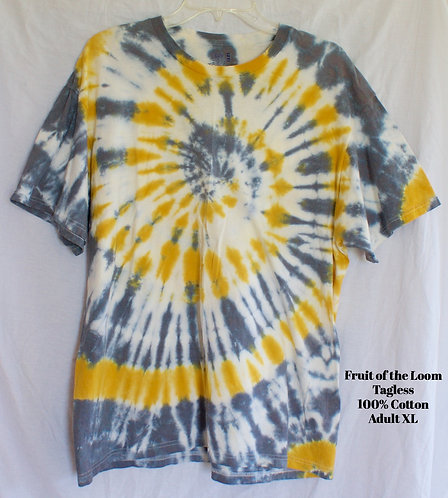 Adult Tie Dye T-Shirts XL