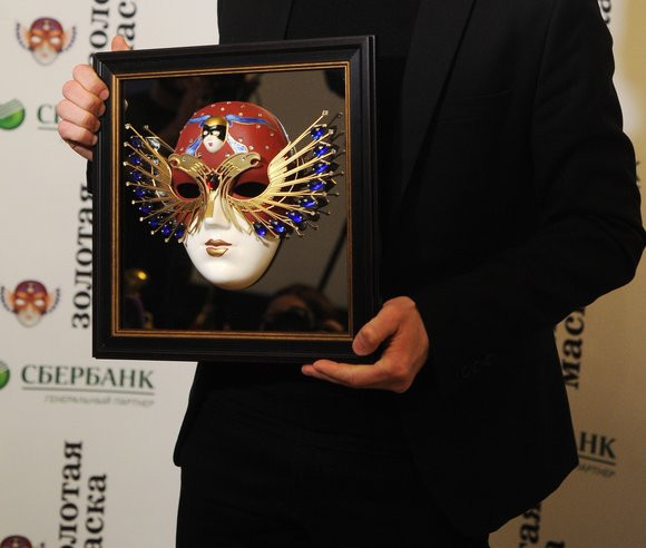 Золотая маска 2019