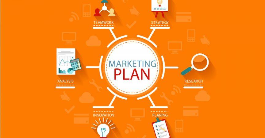 маркетинг план фирмы