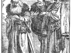 זהבם של היהודים: אור חדש על מחזהו של שקספיר הסוחר מוונציה