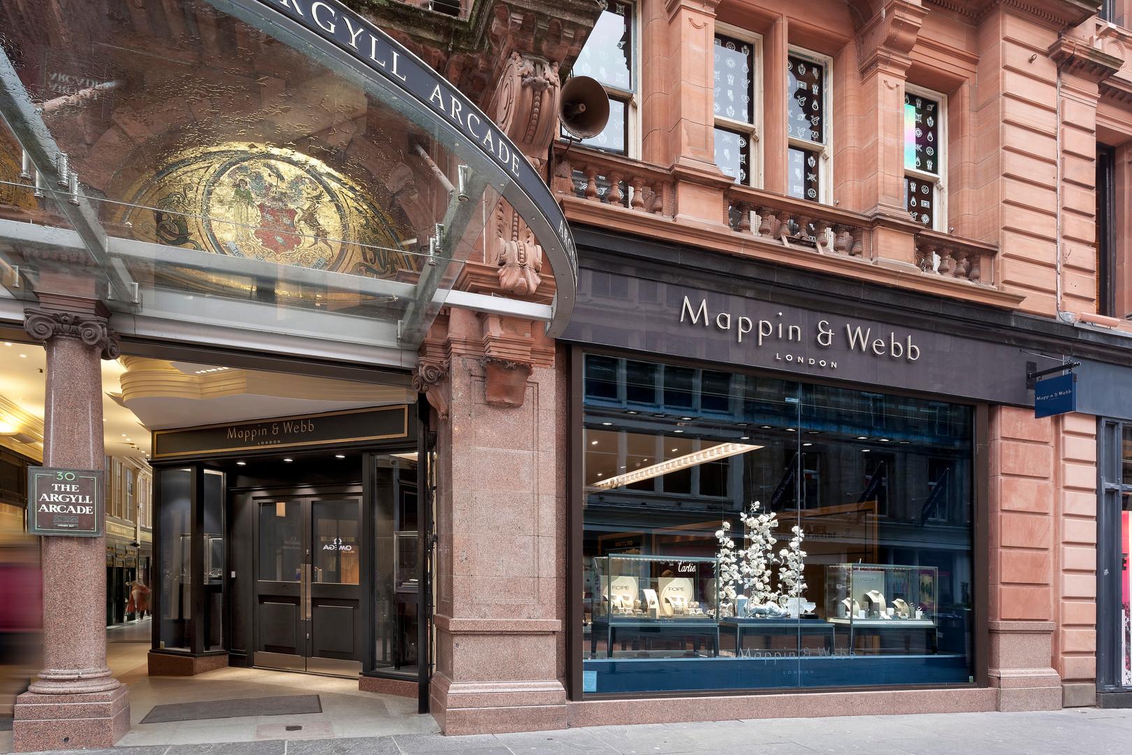 M&W Argyll Arcade