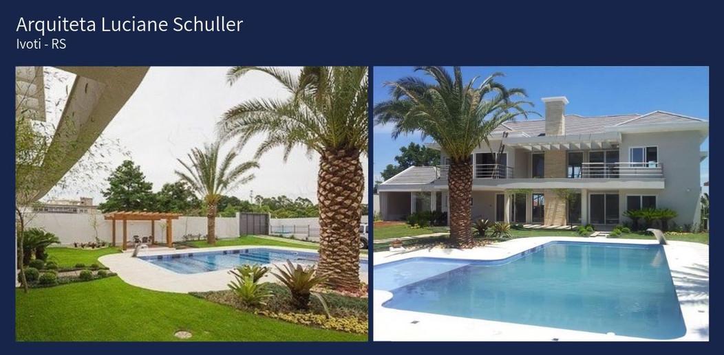 Arquiteta Luciane Schuller