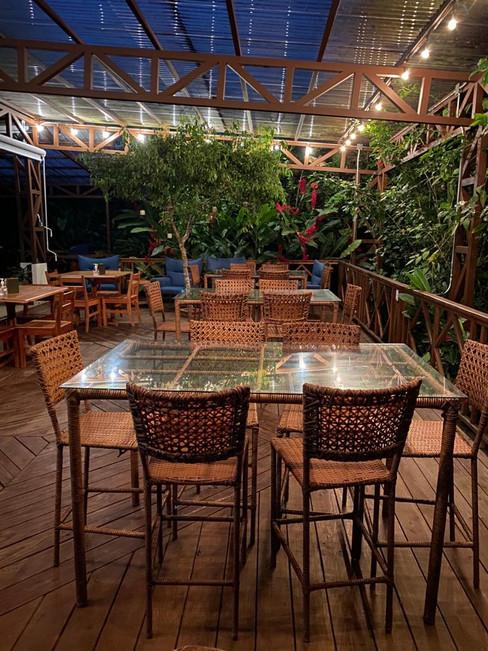 Restaurante Hotel Eco Arenal