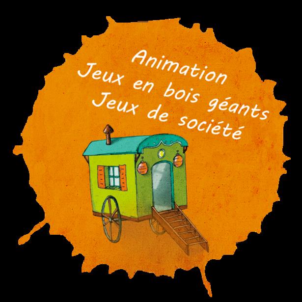 is sociétéles jeux de la roulotte Thierry Pourrat animation jeux bo