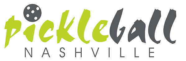 Pickleball Nashville Logo
