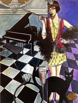 Art Deco Diva