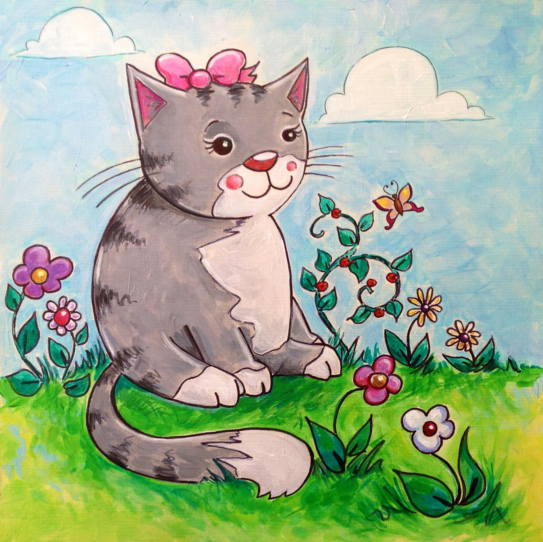Clara the Cat