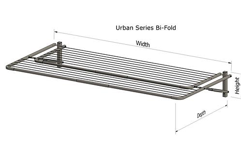 City Living Bi Fold 2.4 x 1.5