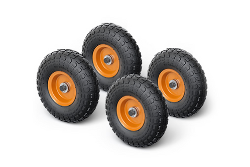 Lift, Vuly 2 and Thunder Wheels (each)