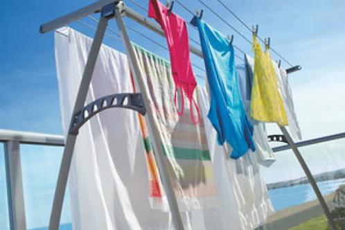 Hills Portable Clothesline 170 (Line space - 17m)