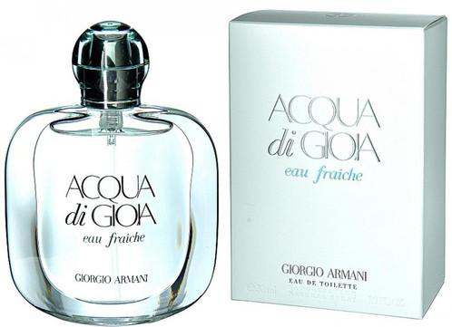 Giorgio Armani Acqua Di Gio Pour Femme Eau De Toilette