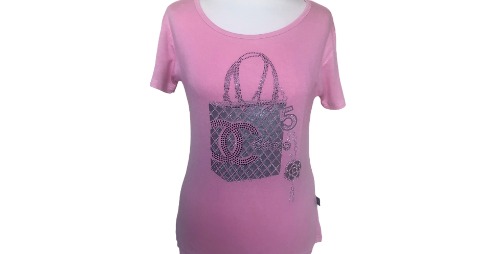 Chanel Pink T-shirt