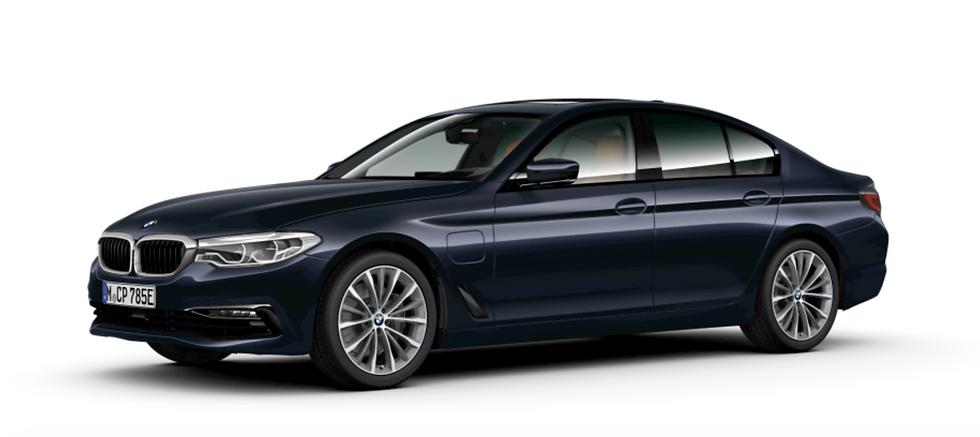 BMW 530E iPERFORMANCE mit BAFA Umweltbonus im Leasing monatl.