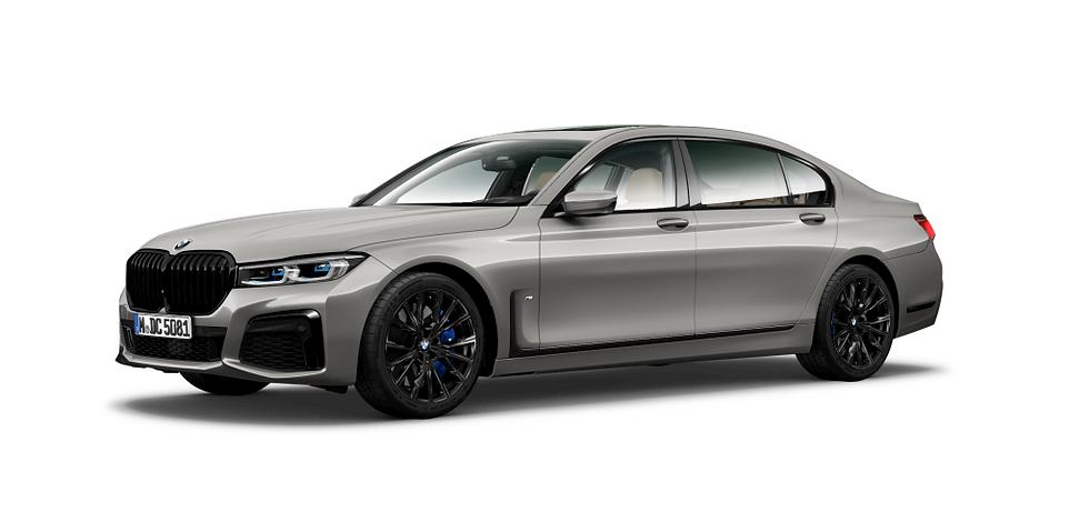 BMW 750li xDr MSport Standheiz Laser B&W Night Vision Leasing ab monatl.