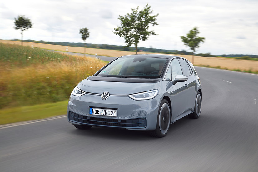 Volkswagen ID.3 Pure Performance 45kWh 150PS Leasing monatl.