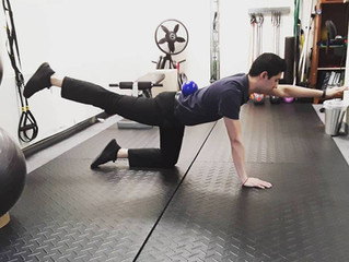 Why Train Core For Knees?