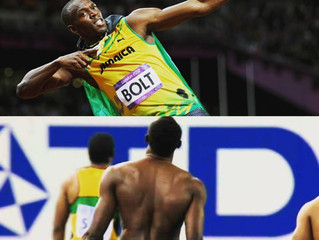 Usain Bolt Is Not The Perfect Runner