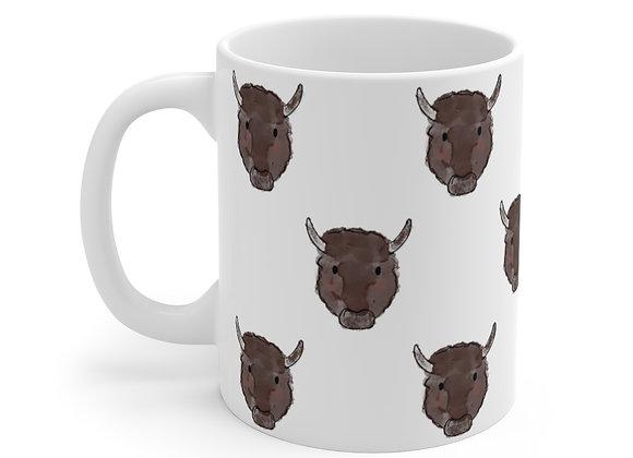 Bison Mug 11oz