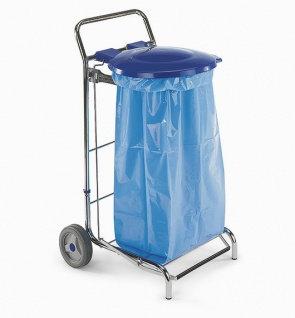 Вертикальная тележка для мусорного пакета TTS Dust