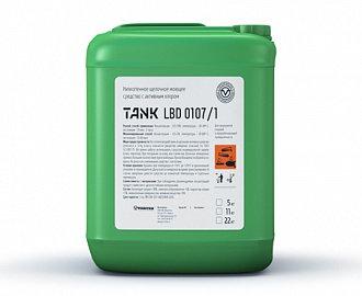 Щелочное моющее средство Tank LBD 0107/1