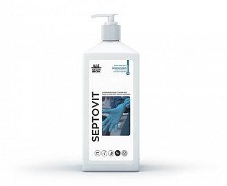 Дезинфицирующее гелеобразное средство Septovit GEL