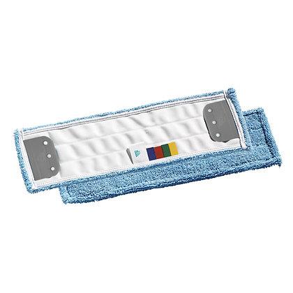 Моп Microblue с держателями, микроволокно, 50х13, для гладких полов