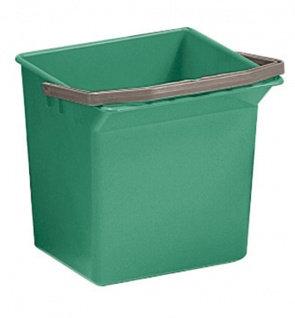 Ведро ручное TTS 6 л зеленое