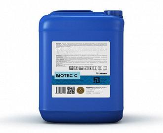 Щелочное моющее средство Biotec C