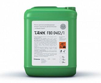 Щелочное моющее средство Tank FBD 0402/1