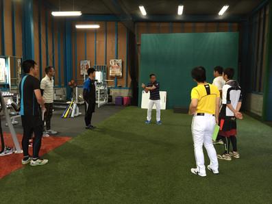 4スタンス理論野球セミナー
