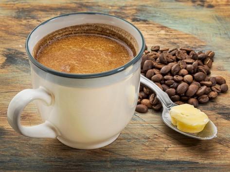 Adelgazar poniéndole manteca al café. [Piques]