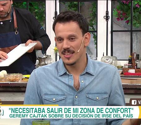 """Entrevista en """"Vamo Arriba"""" - Canal 4"""