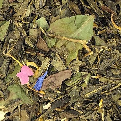 Rose-Marigold Green Tea