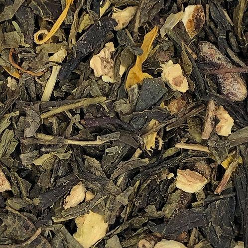 Ginger - Mandarin Green Tea