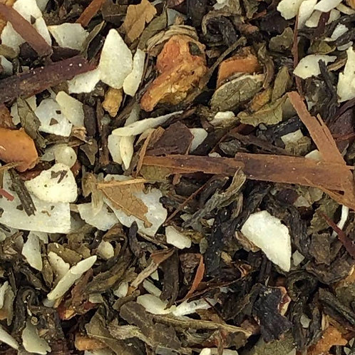 Coconut - Truffle White Tea