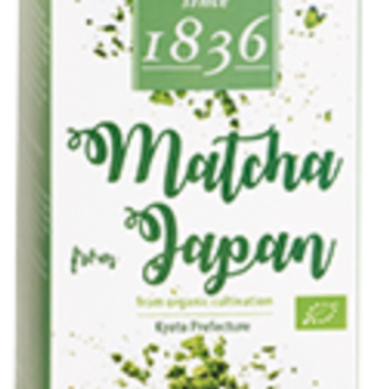 Matcha from Japan
