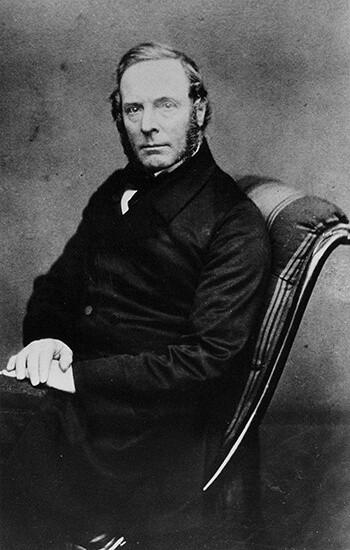 Portrait of Robert Fortune