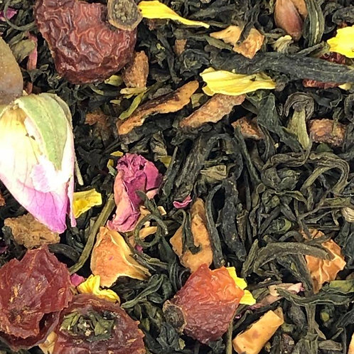 Queen of Roses Green Tea