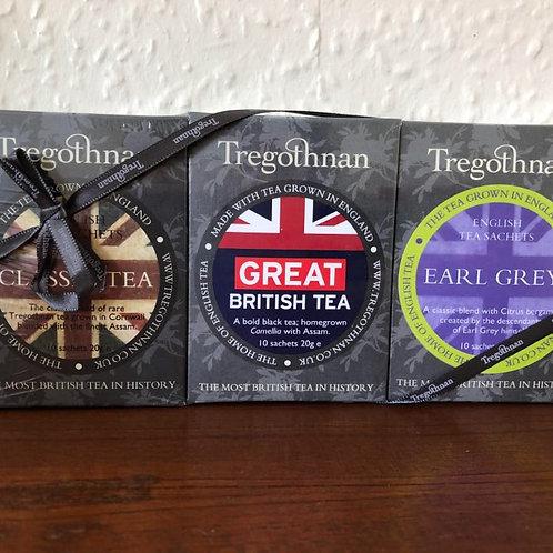 Tregothnan 'Great British Tea' Selection
