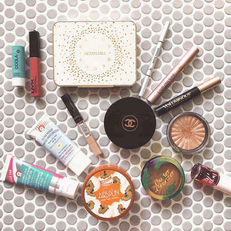Sweat-Proof Makeup Routine