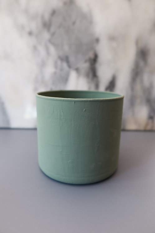 Painted Glass (Large) - Sage Green