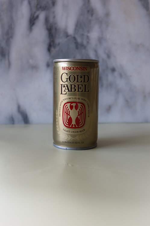 Wisconsin Gold Label
