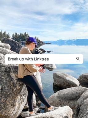 Break up with Linktree