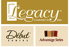 Legacy Debut Cabinets
