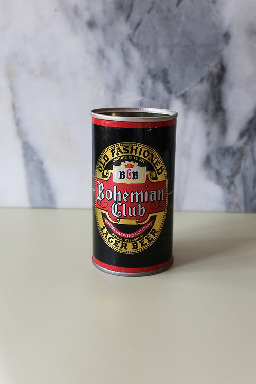 Bohemian Club Black