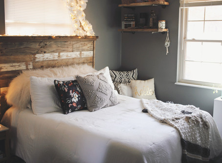 Winter Whites for Home Decor