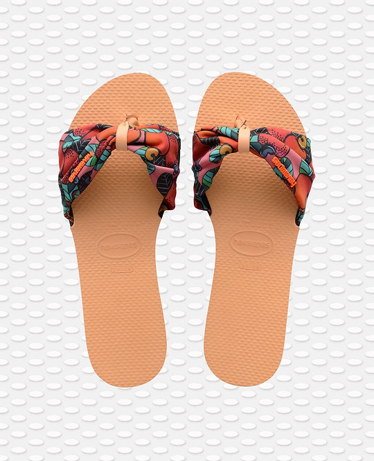 HAVAIANAS YOU ST TROPEZ ORANGE
