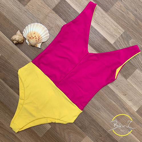 DUO PINK YELLOW